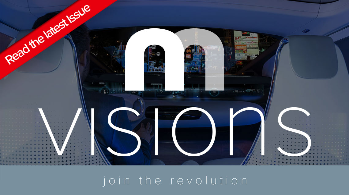 New Mobility Visions - Join the Revolution