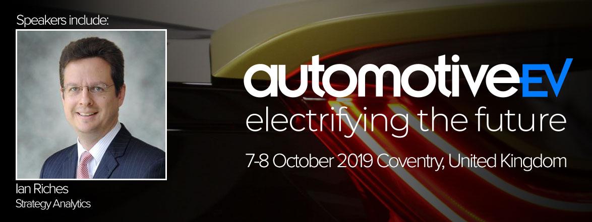 Automotive EV - Coventry UK