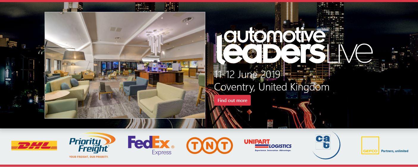 Automotive Leaders Live - Coventry UK